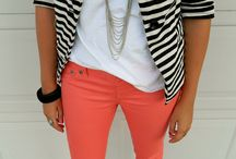 styling with stripes