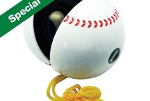Opening Day 2016! / Its the first week of April and that means Baseball is back! It may be snowing in New England at the moment but we can bundle up and cheer on our favorite teams! I've found a plethora of baseball themed items that are fun and functional, they will help your company hit a promotional home run.