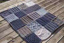 patchwork throw