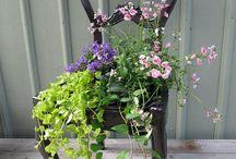 Déco de jardin
