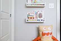 Organizing The Home / Organize your home to make it more family friendly!