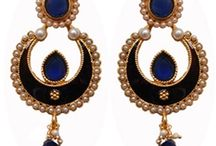 Earrings / Find a great selection of women's earrings at JackJewels.in