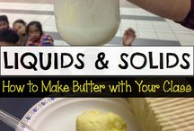 Science - Solids, Liquids & Gases