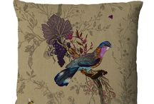 Flora and Fauna / As January winds to end and Valentines Day approaches the fashion catwalks are buzzing with the birds and bees. Bring your home to life ready for Spring with some glorious floral decor. (http://spotdeco.com/fauna-and-floral-decor/)