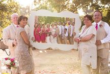 Family Wedding Photos / Fun inspiration for photos to take with your family members at your wedding!