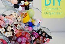 Organization / I'm a bit of a neat freak  / by Lauren Nicole