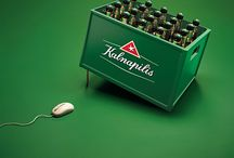 Creative advertising / by Thierry Joli