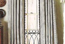 Fenêtres : rideaux, stores