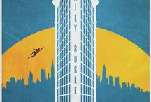 Superhero Cities