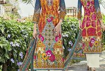 Printed Salwar Suits Online