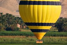 Hot Air Balloons / by Penny Thompson