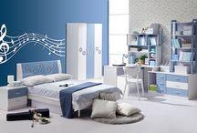 AJ's bedroom
