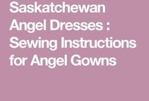 Angel clothes