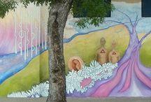 Street art & Graffiti / www.rociomatosas.com