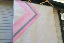 Modern quilts. / Inspiration , ideas and colour.