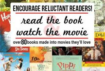 Reluctant Readers / Tips, industry research, and book suggestions to help you understand and encourage struggling readers.