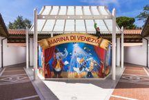 Our Sanitary Blocks - Marina di Venezia / Visit our sanitary blocks