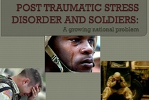 Post Tramatic Stress Disorder / Help support returning servicemen suffering PTSD / by K9s for Warriors