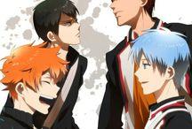 Anime Crossovers!