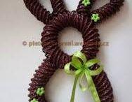 pletení velikonoce