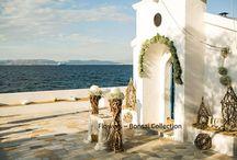 Στολισμός γάμου με χαμομήλι