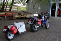 Dual-Sport Bikes / by Adventure Motorcycle Outpost