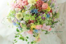 ウェディングお花