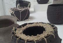 ceramika i włókno