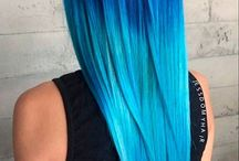 Hair colours