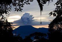 Volcanoes Africa