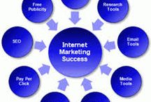 The Online Business World / Internet marketing opportunities and issues on the internet.