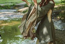 medival and renaissance dresses