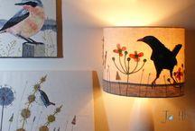 lampade decorate