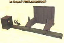 Diy - Fireplace heater