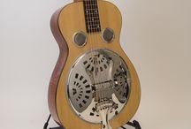 Square Neck Resonator Guitars