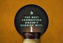 Power Down / Sometimes the best way to connect is to disconnect. We think it's time to give our phones and devices a rest and reclaim a little of our day for each other. Try powering down tonight with family and friends around the warm glow of a TIKI Brand Clean Burn firepiece and make the connections between us all a little stronger.