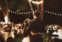 Wedded / Summer backyard barbecue style wedding and redeption