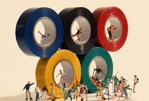 Ads/Displays for 2014 Sochi Olympics / by POPAI