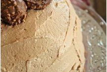 Yummi. / Rocher torte.