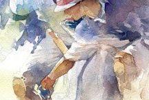 Watercolor / Aquarell