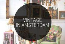 amsterdam vintage shop