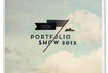Senior Portfolio Show Inspiration / by Marley Romano