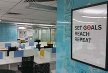 OYO Office Quotes / Things that inspire us and keeps us motivated!