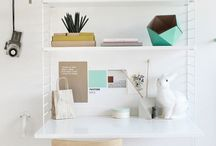 Home - Desk / by Poppy Figue Sophie Pujol-Bachelier