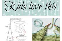 home knit crochet
