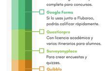 Encuestas y cuestionarios