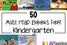 Books for Kindergarten / 50 Must read books for kindergarten