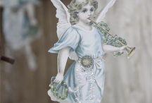 Engel ornamenten