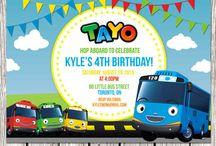 tayo birthday party