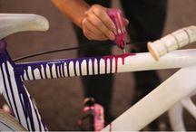 bike's frame